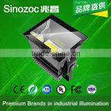 Sinozoc Suzhou CE RoHs Cooling Aluminium 1000W 400w most powerful led flood light outdoor LED flood light