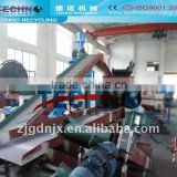 2014 Waste tyre recycling plant/shredder-pulverizer-tire cutter-debeader