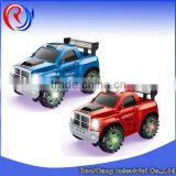 Cheap 3D car plastic electric toy car with light and music