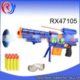 Funny soft bullet gun toy nerf gun for kids