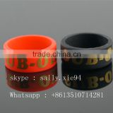 Decorative and Protection mechanical mod e cig ring vape band logo printed from microsmoke