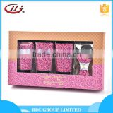 BBC lady Gift Sets Suit 004 Dry itchy natural women bath gift sets wholesale