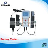 Portable external li-ion universal battery tester laptop battery tester
