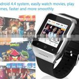 best price 2016! WCDMA/GSM Phone Call with 2.0M Camera Smart Watch Phone BB-63