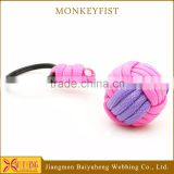 the newest design durable monkey fist knot for sale