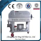 Oil Filter machine/ Skid Mounted Mobile Oil Filtering/ Switchgear oil Filtration System--JL