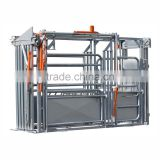 INQUIRY about Hot DIP Galvanized Cattle Squeeze Chute