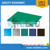 low price green esd rubber mat