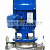water pump stainless steel body & stainless steel shaft Low pressure water pump multistage piping pump