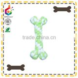 Dog bone-shaped cotten rope chew toy