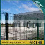 High Quality Triangular Bending Fence/Best Welded Wire Mesh Fencing/Corrosion Resistant PVC Coated Fence(Factory)
