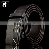 high quality wholesale custom military original men automatic buckle leather belt blanks