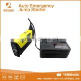 T11 Repower 12V Lithium Battery Mini Jump Starter Air Compressor
