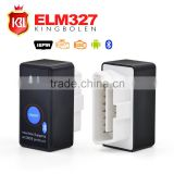 2014 New MINI Bluetooth ON/OFF Switch ELM 327 V1.5 OBD2 / OBDII ELM327 Auto Diagnostic Scanner Tool