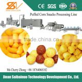Extrusion Corn Snacks Production Machine