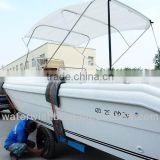 waterwish QD 25 OPEN FRP speed fishing boat