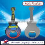 New Style Guitar Keychain Bottle Opener,Promotional Bottle Openers,Cool Metal Beer Opener Fridge Magnet