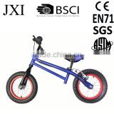 New style safe light beach cruiser balance bike for 3 to 6 years old kids