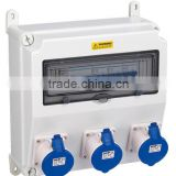 Transparent Cover Circuit Breaker MCB RCBO Protection Waterproof Case