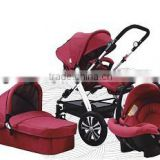 Al 2014 baby doll stroller with car seat