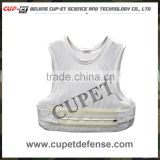 CUPET-946-5 costume cool concealed internal bulletproof vest clothing wholesale with body armor