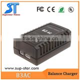 Hot selling Charger RC B3 AC LiPo 2S-3S Battery Balancer Charger for rc battery
