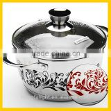 Fashion design walmart clay cooking pot