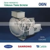 New 06NA2174S7NA Carlyle 06N Air-Cooled Screw Compressor for Carrier 30HXC R134a Chiller