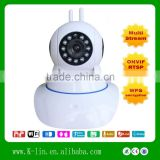 "Design Hot Sell Array LED IR IP Camera /Auto Zoom IP Cameras/1/4"" 1Megapixel Color CMOS Best Selling 720P IP Camera"