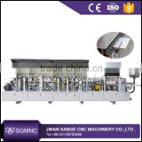 High efficiency stright line automatic manual edge banding machine for panel furniture