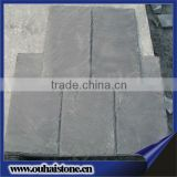 Natural black slate portuguese clay roof tile