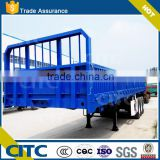 China Manufacturer Tri-axle Hidden Wall Bed Truck Trailer