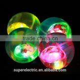 Wholesale Toys for Kids LED High Bouncing Ball, Custom Vibrating Bouncing Rubber Balls, Light Up Flashing Bouncy Balls