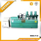 2015 bolt tightening machine thread rolling rolling pipe making machine SJ-65