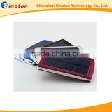 Universal 10000mah Solar Panel Charger battery For Laptop Mobile Cell Phone USB