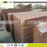 high quality fiber cement roof tile exterior decorative fiber cement tile