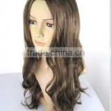 Fashion Women's Wave Wig Dancing Party Wig Decorate Wig Loose Wave Wig colored synthetic hair