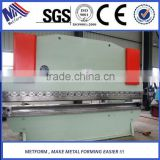 300t/3200 sheet metal manual folding machines; steel bender, cnc press brake