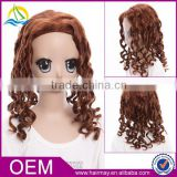 Top quality factory Guangzhou factory Durarara!! Tanaka Tom cosplay wig supplier afro wig