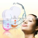 Electric waterproof face facial cleansing moisturizing brush deep pore brush head
