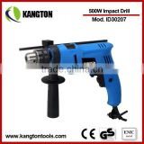 13mm 500w High Quality Electric Hanmmer Drill Heavy Duty Electric Hammer