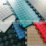Pvc interlocking floor tiles,Interlocking removable floor tiles,garage floor,gym floor,industrial floor
