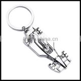 New design unique car model metal keychains producer