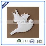 Resin Bird Decorative Wall Plaque for indoor use