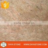 Natural Brazil Tropical Gold Granite Slabs