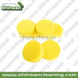 2015 new style car waxing applicator pad/polish applicator/car waxing sponge