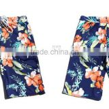 Beach pants men's boxer five printing speed dry loose shorts wholesale swim shorts men