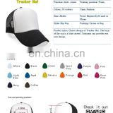 Custom Logo Printing Embroidery and Cap design Promotional Trucker Cap