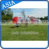 Attractive Show Face colorful strips inflatable bumper ball bubble soccer/bumbum ball/body bumper ball for