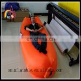 2016 selling inflatable bed the beach bag lazybones inflatable sleeping bags